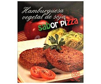 Manfong Hamburguesa Vegetal sabor Pizza 180 Gramos
