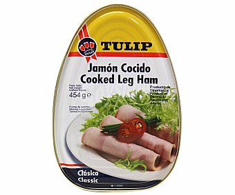 Tulip Jamón danés en su jugo Lata de 454 gramos
