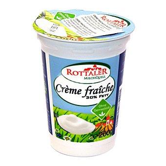 ROTTALER Creme fraiche 30 % m.g. Tarrina 200 g