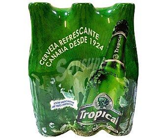Tropical Cerveza Pack 6 unidades