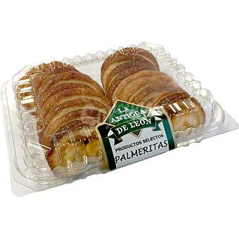 LA ANTIGUA DE LEON Palmeritas selectas envase 200 g