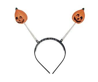 MY OTHER ME Complemento para disfraz de Halloween Diadema con calabazas Diadema calabazas