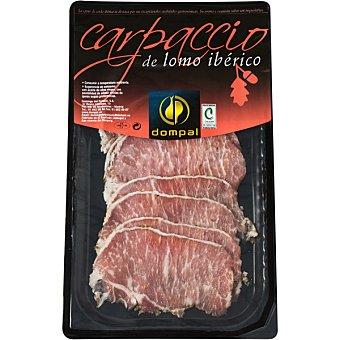 Dompal Carpaccio de lomo de cerdo ibérico Estuche 100 g