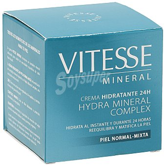 Vitesse Crema hidrat.mineral P/ normal - mixta 50 ML