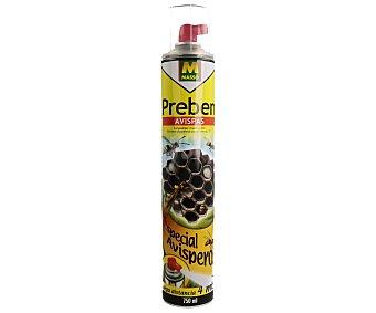 Masso Insecticida concentrado especial avisperos, con aplicación hasta a 4 metros de distancia Spray de 750 ml