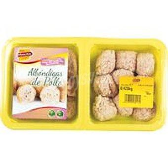 Matachín Albóndigas de pollo Bandeja 420 g