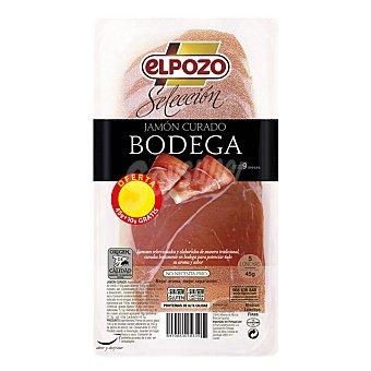 ElPozo Jamón de bodega 45 g