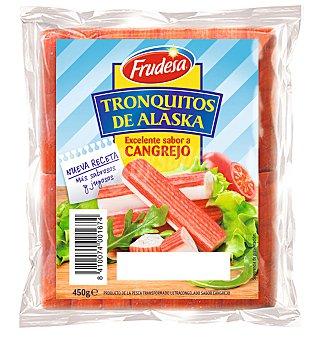 Frudesa Tronquitos de Alaska de cangrejo Paquete 450 g