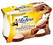 Delicias de panna cotta con caramelo, en tarro de cristal 2 x 125 g La Lechera Nestlé