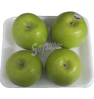 Manzana acida importacion 4 unidades 950 G