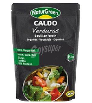 Naturgreen Caldo de verduras Bio 330 ml