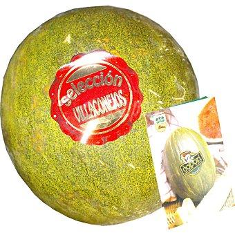 El copon melón mochuelo selección de Villaconejos pieza peso aproximado 2,5 kg