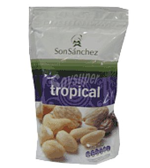 Son Sanchez Mezcla frutos secos tropical 125 g
