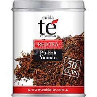 CUIDA-TE Té rojo Pu-eh Lata 100 g