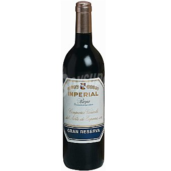 Imperial Vino tinto gran reserva D.O. Rioja botella 75 cl Botella 75 cl