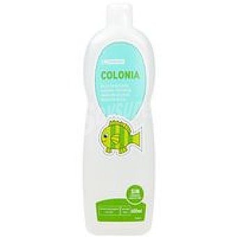 EROSKI Bebé Colonia baja en alcohol Bote 650 ml