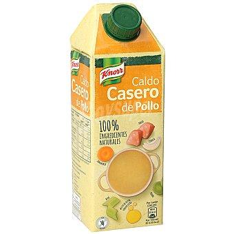 Knorr Caldo casero líquido de pollo Brik 750 ml