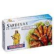 Sardinas en tomate 65 g Vigilante