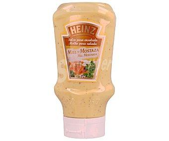 Heinz Salsa de mie y mostaza Bote 400 g