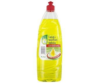 Productos Económicos Alcampo Lavavajillas concentrado de mano aroma limón 1 l