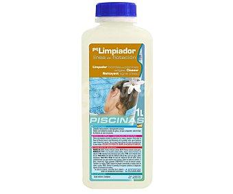 Pqs Limpiador desincrustante para la linea de flotación, que elimina con facilidad los residuos de grasa y cal 1 litro