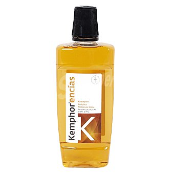Kemphor Enjuague bucal encías con zinc  Frasco 500 ml