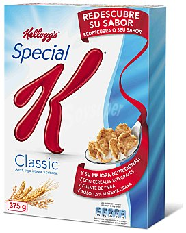 Kellogg's Cereales Special K Classic 375gr