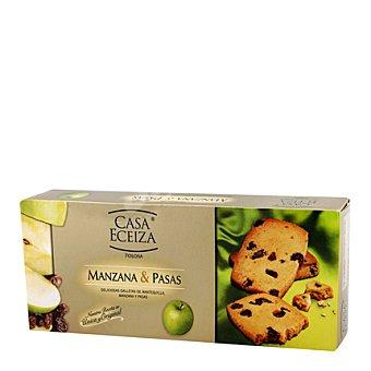 Casa Eceiza Galletas manzana pasas 100 g