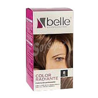 Belle Tinte rubio claro N.8 Professional Caja 1 unid