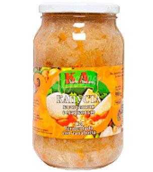K.A Repollo fermentado con Zanahoria 500 g
