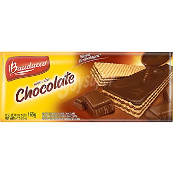 BAUDUCCO Wafer Sabor chocolate paquete 140 g Paquete 140 g