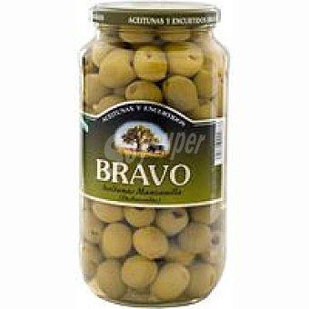 Bravo Aceitunas deshuesadas Tarro 550 g
