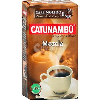Catunambu Café molido mezcla 50-50 Paquete 250 g