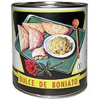Soro Dulce de boniato Lata 950 g