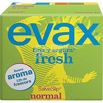Evax Protege slips Fina y Segura fresh normal Caja 35 unidades