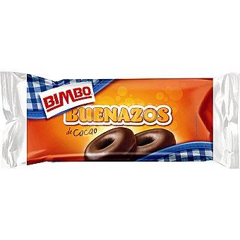 Bimbo Buenazos de cacao bolsa 100 g 2 unidades
