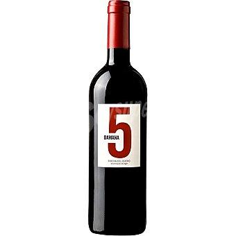 DAMANA 5 Vino tinto roble D.O. Ribera del Duero Botella 75 cl