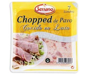 Serrano Chopped pavo Lata de 150 Gramos