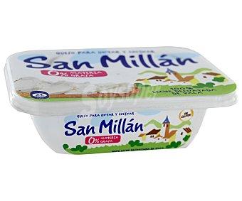 San Millán Queso para untar 0% Tarrina 175 g