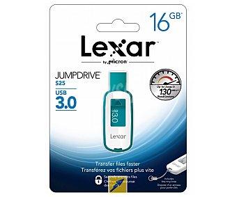 LEXAR S25 Memoria USB Pendrive lexar jumpdrive S25, 16GB, Usb 3.0 16GB Usb 3.0
