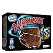 Mini sandwiches de chocolate negro con trocitos de cookies Pack 6 x 85 ml Maxibon Nestlé