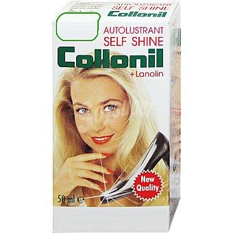 COLLONIL Self Shine Limpia calzado líquido incoloro Botella 50 ml