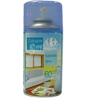 Carrefour Recambio spray colonia 250 ml