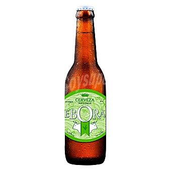 Ebora Cerveza artesana IPA Botella 33 cl