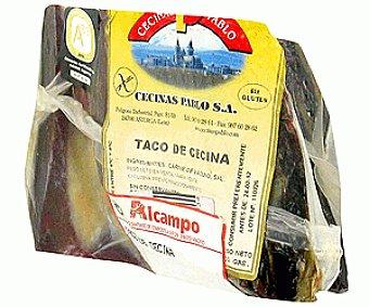 CECINAS PABLO Tacos de Cecina Curado al Vacio 700 Gramos