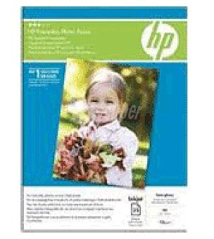 Hp Papel foto semi satinado din 4 170 GR