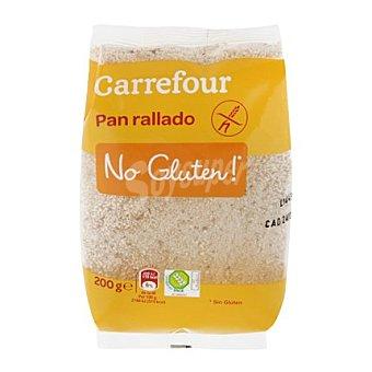 Carrefour Pan rallado sin gluten 200 g