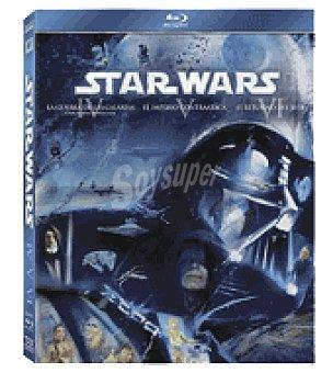 Star Wars Tril iv-v-vi br