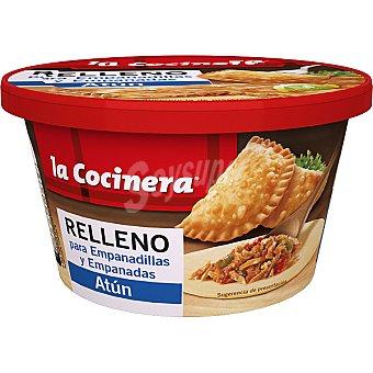 La Cocinera Relleno de atún para empanadillas y empanadas Envase 265 g