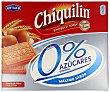 Galletas Chiquilin 0% Azúcares Paquete 525 g Chiquilín Artiach